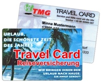 Reiseversicherung Travel Card